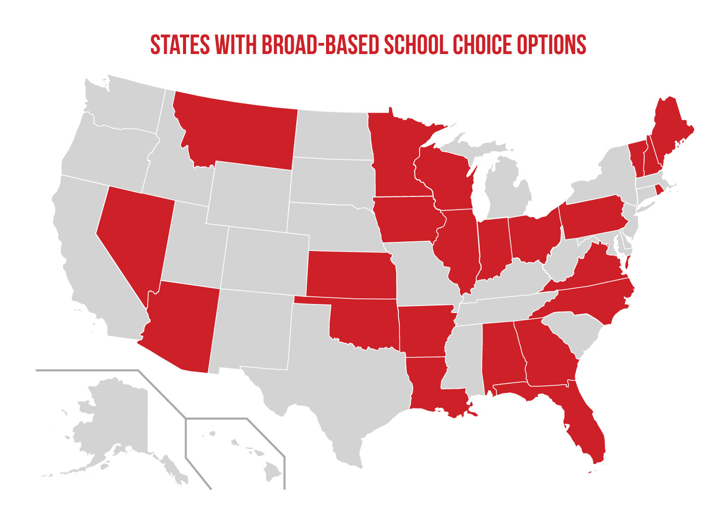 The choice for states The choice for states new images